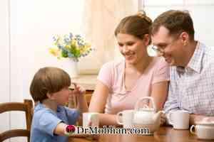 اصول تربیت فرزند موفق