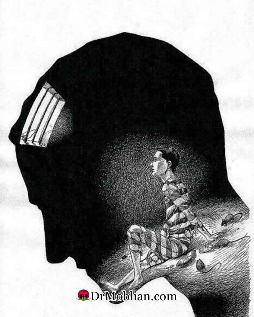 رهایی از زندان ذهن