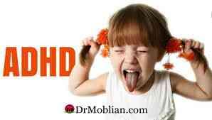 نشانه شناسی کودک بیش فعالم