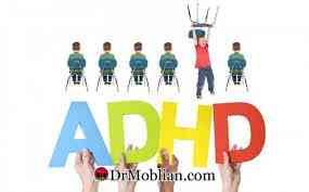 اختلال بیش فعالی و نقص توجه