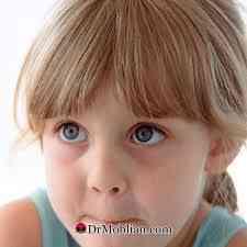 بررسی لالی انتخابی در کودکان