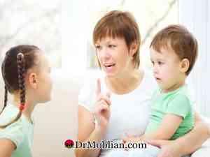 کودک اتیسم من بخش چهارم