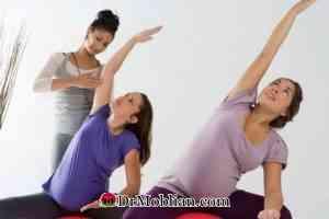 ورزش در بارداری