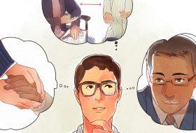زبان بدن _ ژست های دست و صورت _ قسمت سوم