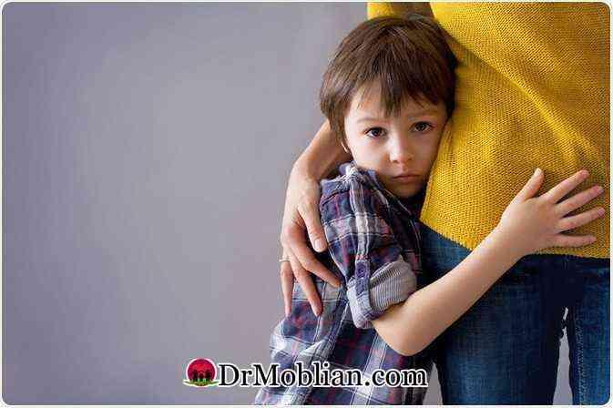 اختلال اضطراب جدایی
