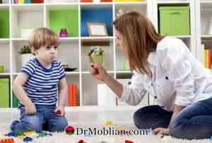 تنبیه کردن کودکان درست است؟