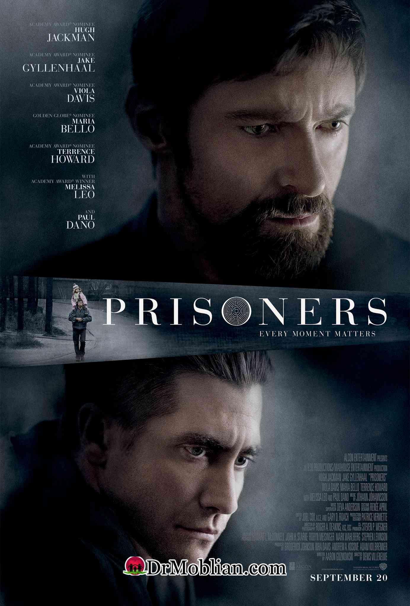 بررسی روان شناختی فیلم زندانی ها