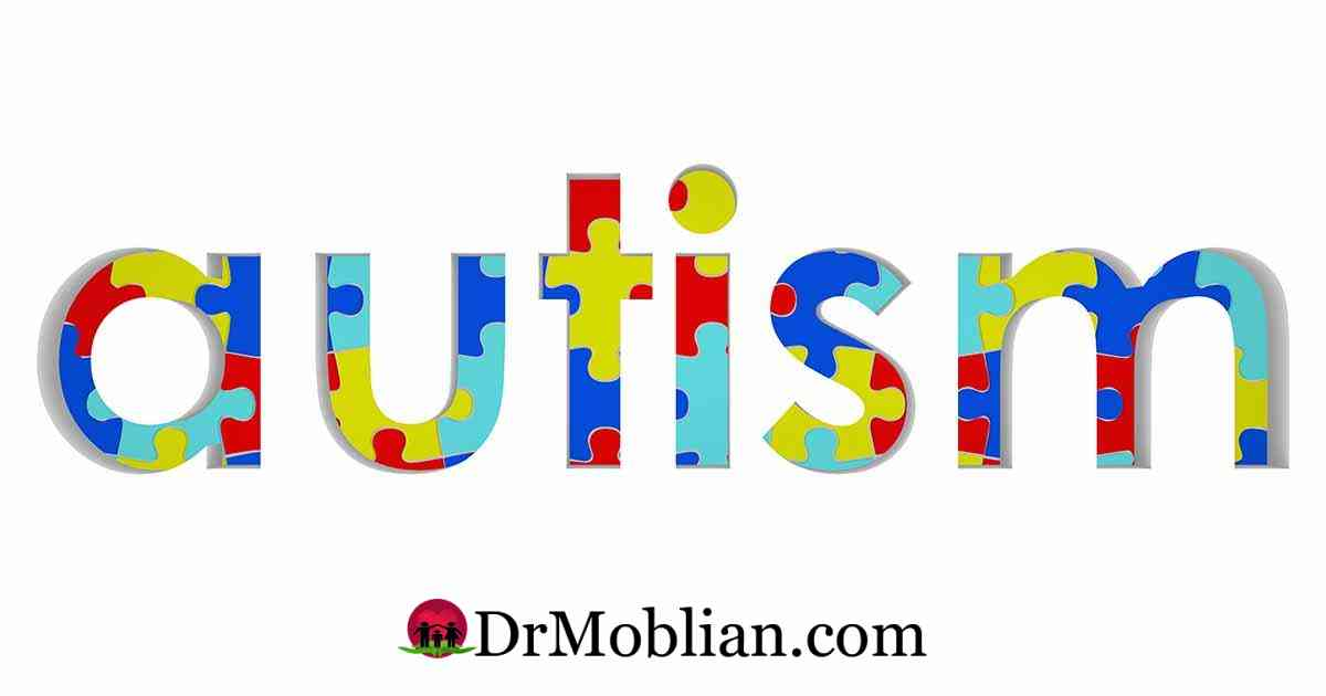 کودک اتیسم من بخش ششم