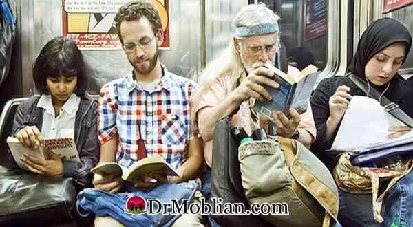 افزایش کتابخوانی/مشاوره انلاین دکتر الهام مبلیان