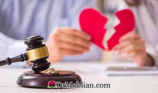 ترس از تنهایی و افسردگی پس از طلاق