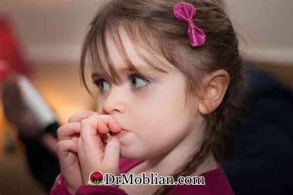 درمان کودک مضطرب 1