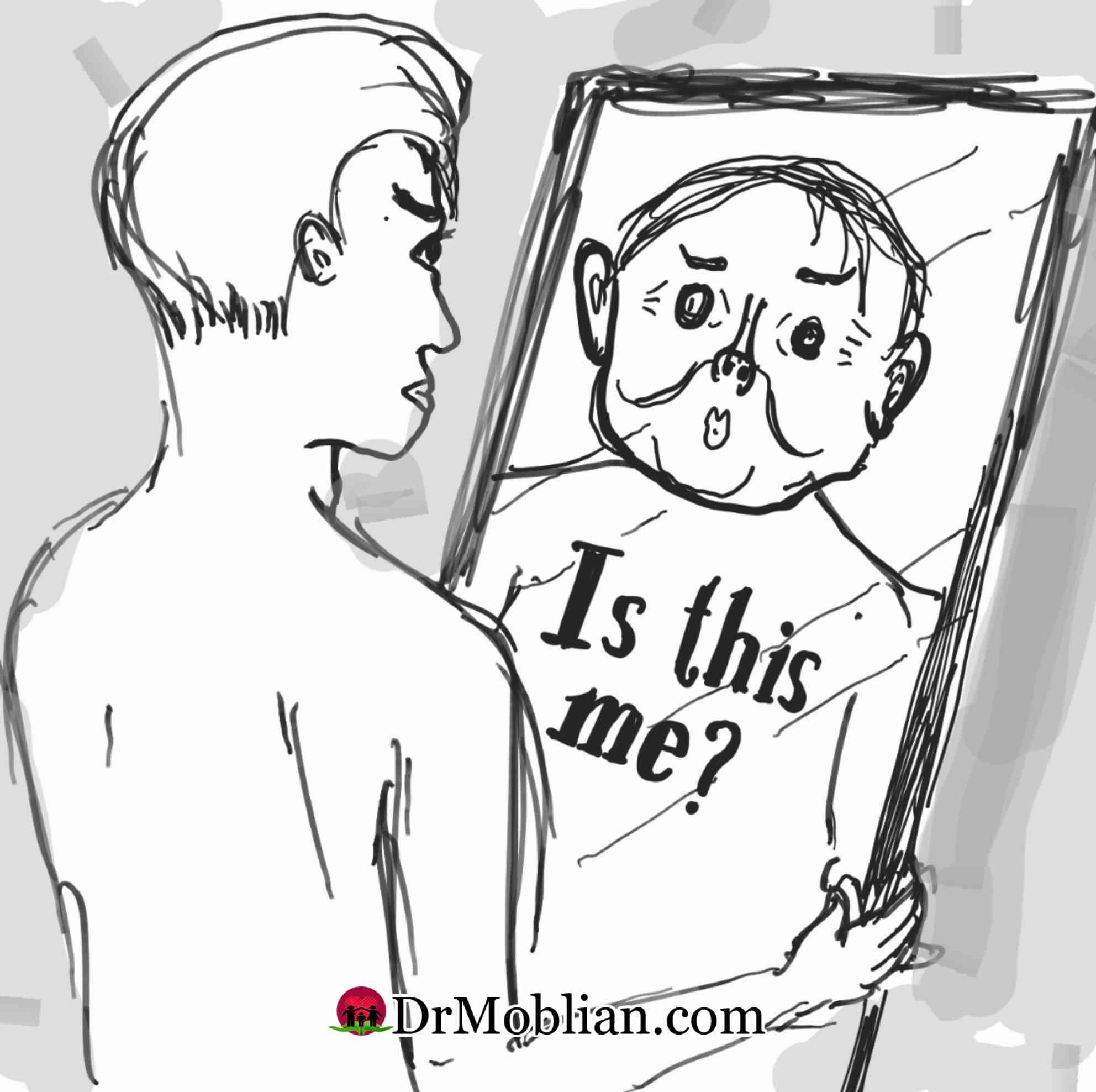 بدشکل انگاری بدن چیست؟