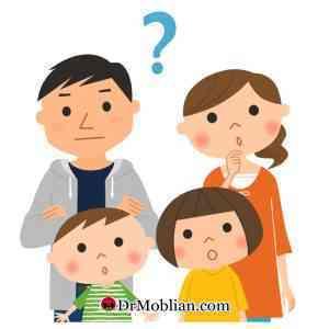 کودک و تربیت جنسی _ مرکز مشاوره ی آنلاین دکتر الهام مبلیان