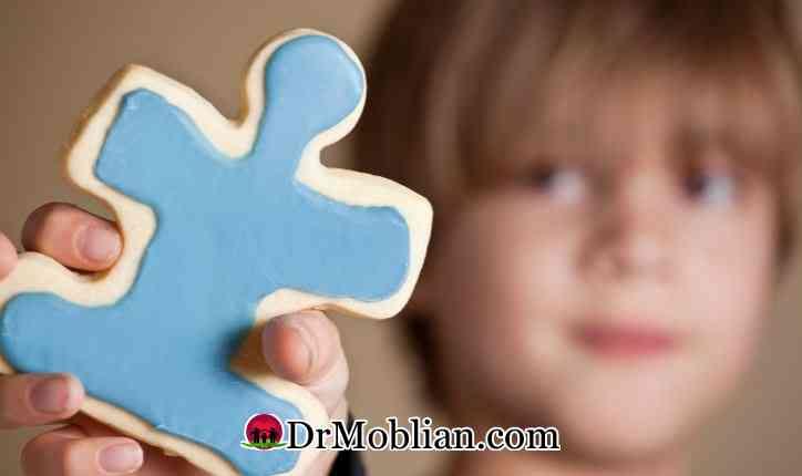 کودک اتیسم من بخش هفتم