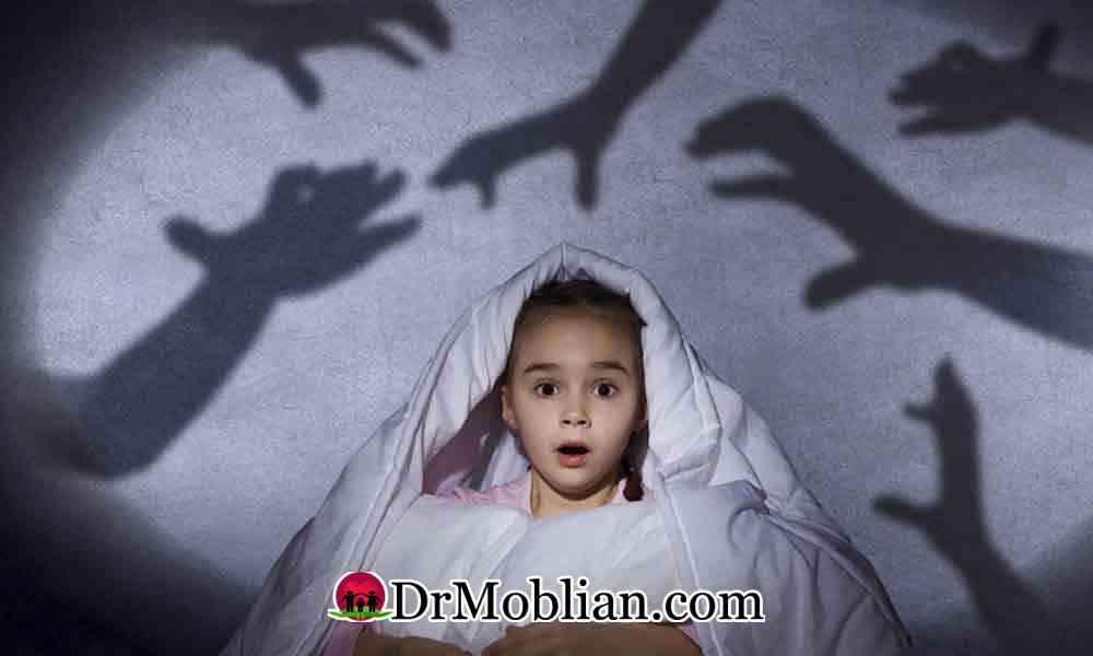 اختلال فوبی خاص در کودکان