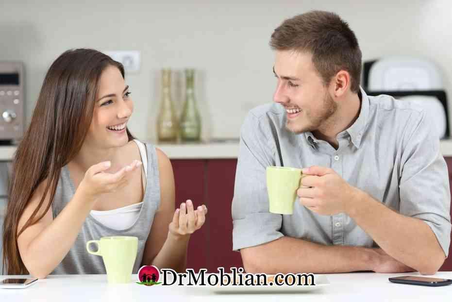 اصول دهگانه ارتباط سالم در همسران