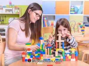 بازی درمانی شناختی رفتاری با کودکان طلاق