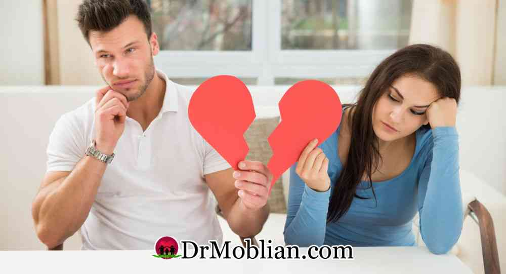 علل روانشناختی طلاق و پیامدهای آن