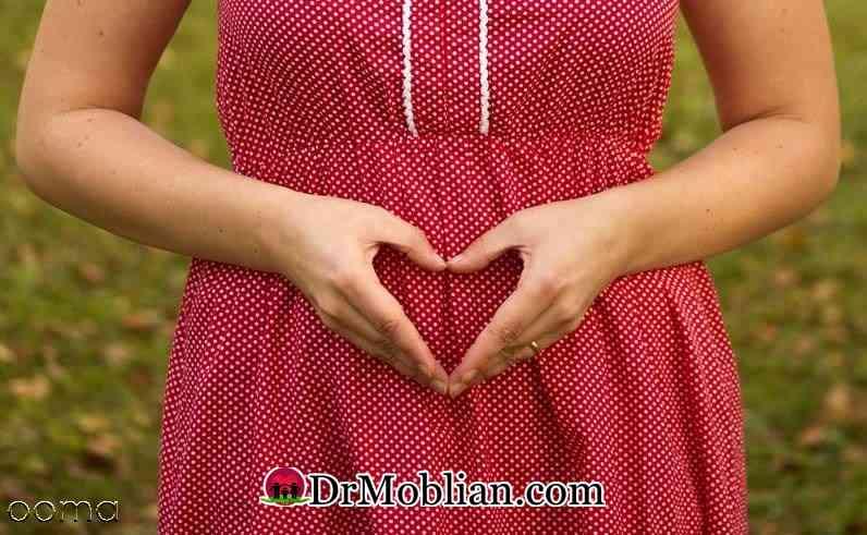 سه ماهه اول دوران بارداری