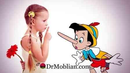کودک و دروغگویی