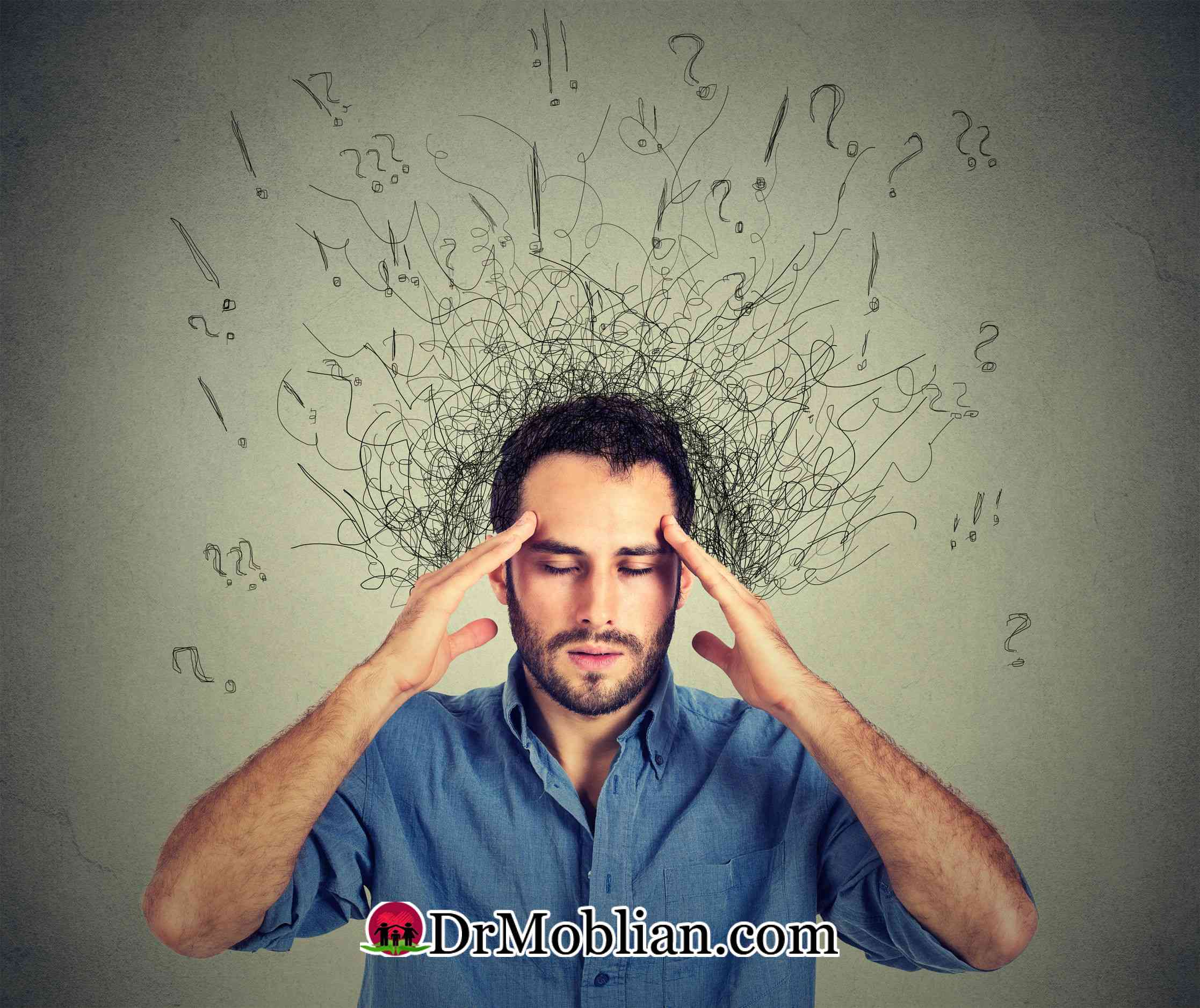 اختلال اضطراب بیماری