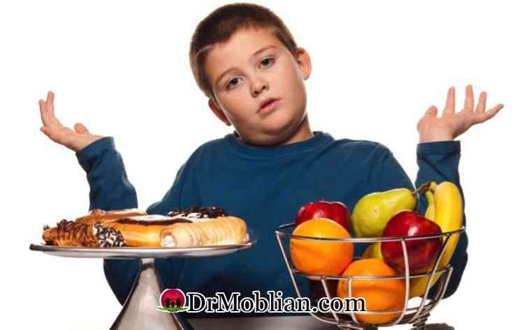 نوجوانی و تغذیه سالم