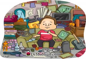 اختلال ذخیره کردن _ مرکز مشاوره ی انلاین دکتر الهام مبلیان