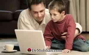تأثیر الگوی رفتاری والدین بر زندگی فرزندان