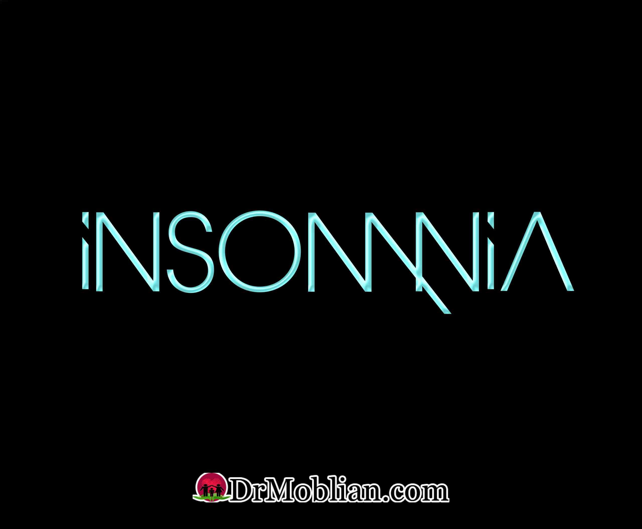 اختلال بی خوابی چیست؟
