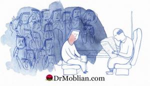اختلال سوشیو فوبی _مرکز مشاوره ی آنلاین دکتر الهام مبلیان