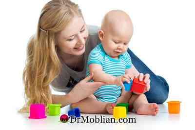 اهمیت بازی کردن با کودکان