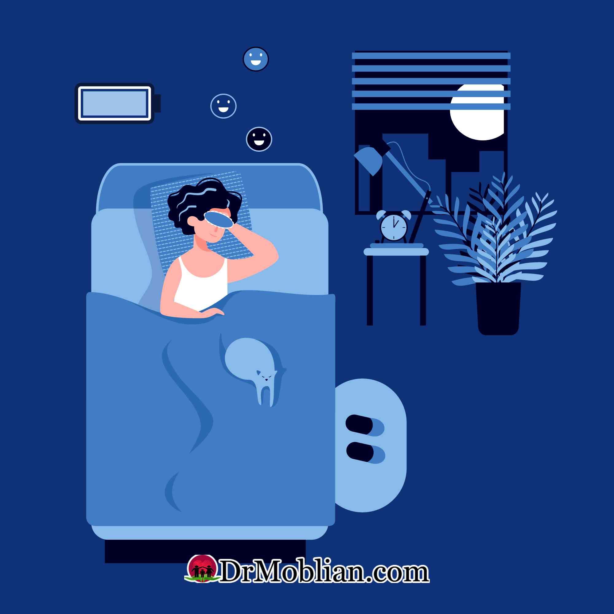 اختلال پرخوابی چیست؟