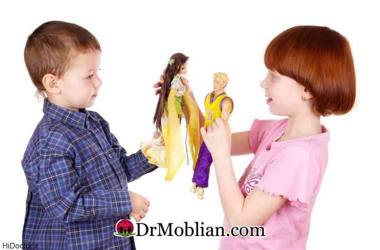 اختلال هویت جنسی کودکان 2