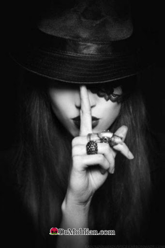 اگر چیزی برای گفتن ندارید، سکوت پیشه کنید