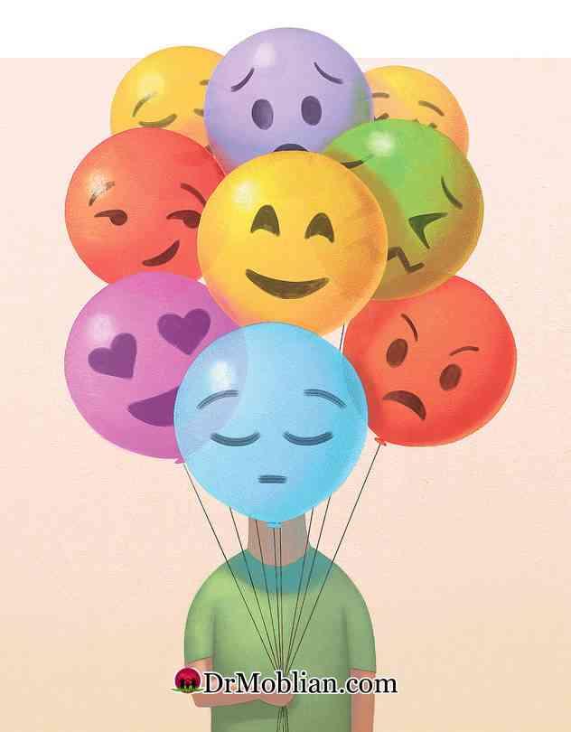 کنترل احساس ها از راه «ردیابی»