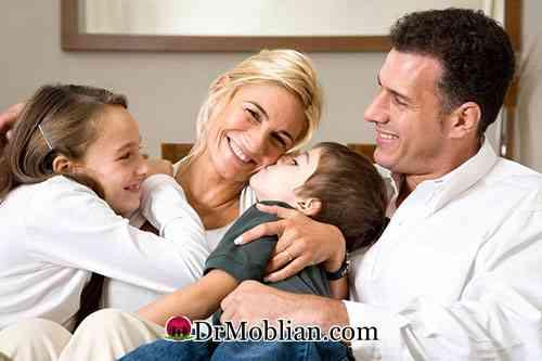 آسیب در روابط فرزندان