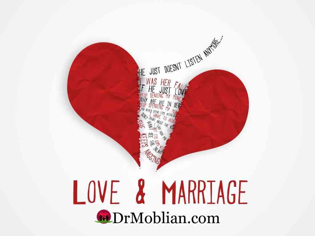با ازدواج چه بر سر عشق می آید؟50