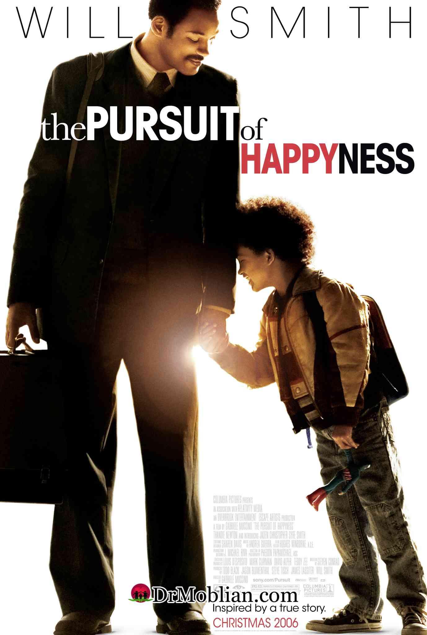 تحلیل روانشناختی فیلم در جست و جوی خوشبختی