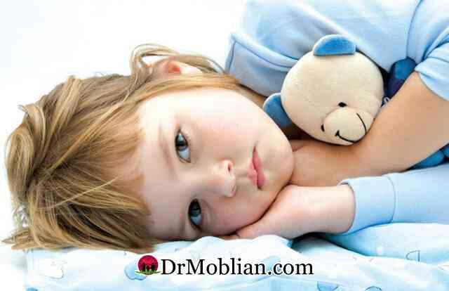 مشکلات بدخوابی کودکان