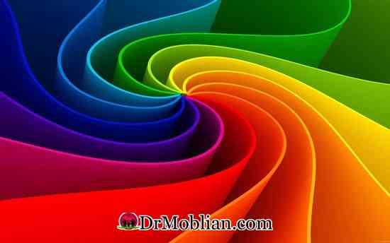 روانشناسی رنگ ها-قسمت اول