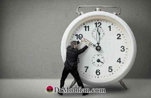 اختیار دار وقت خود باشید