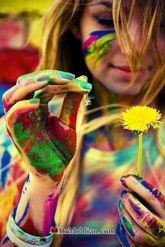 روانشناسی رنگ ها-قسمت دهم